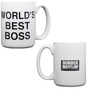 the office mugs gift