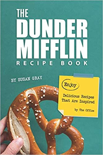 the office gifts recipe book