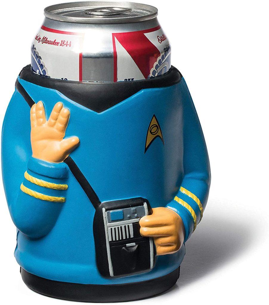 star trek drink cooler