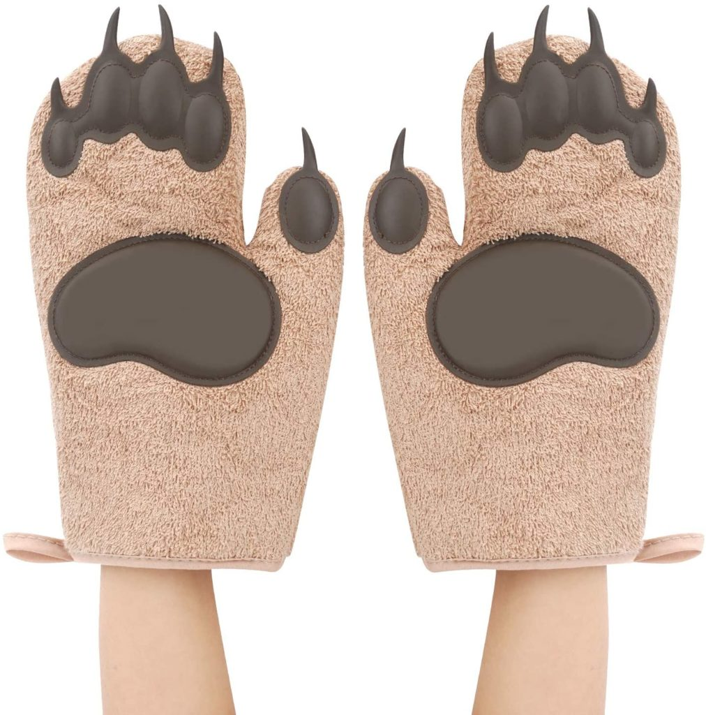 gifts for bakers oven mitts