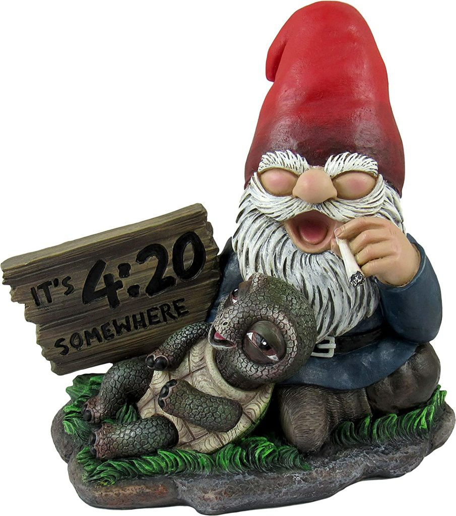 stoner gifts gnome