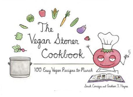 vegan gifts cookbook