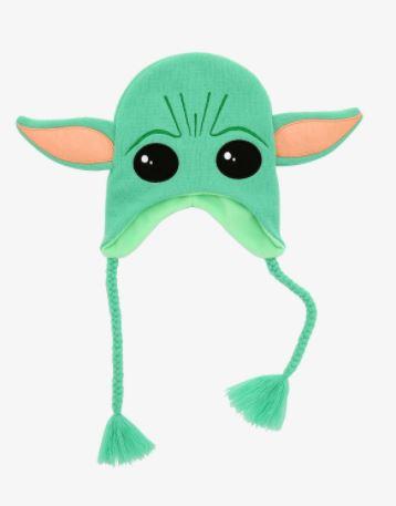 baby yoda merch hat