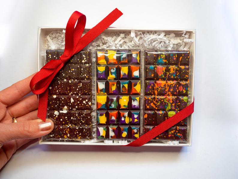 vegan gifts chocolate